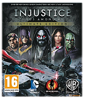 Ключ для Injustice Gods Among Us Ultimate Edition