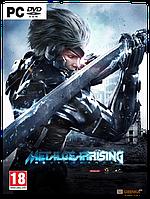 Ключ для Metal Gear Rising Revengeance