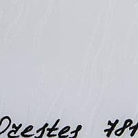 Вертикальные жалюзи Ткань Orestes Белый 781