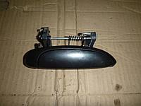 Ручка наружная двери правая Dacia Logan MCV 06-09 (Дачя Логан мсв), 7700433076