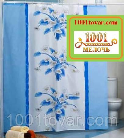 """Шторка для ванной комнаты """"Orchid"""", Miranda. Производство Турция"""