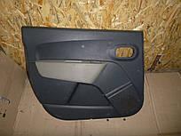 Оббивка двери зад. лев. Renault LODGY 2012- (Рено Лоджи), 829A19085R