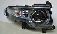 FJ Cruiser оптика передняя стиль Evoque