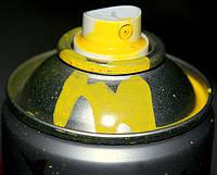 NEW TON  Аэрозольная  алкидная ,RAL 1023 цвет:Желтая