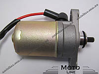 Двигатель электростартера на скутер 4т GY6 139QMB 50-100cc GXmotor