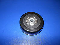 Ролик 50мм на подшипнике черный