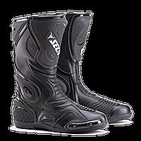 Seca Razor Boots Black, EU40 Мотоботы спортивные