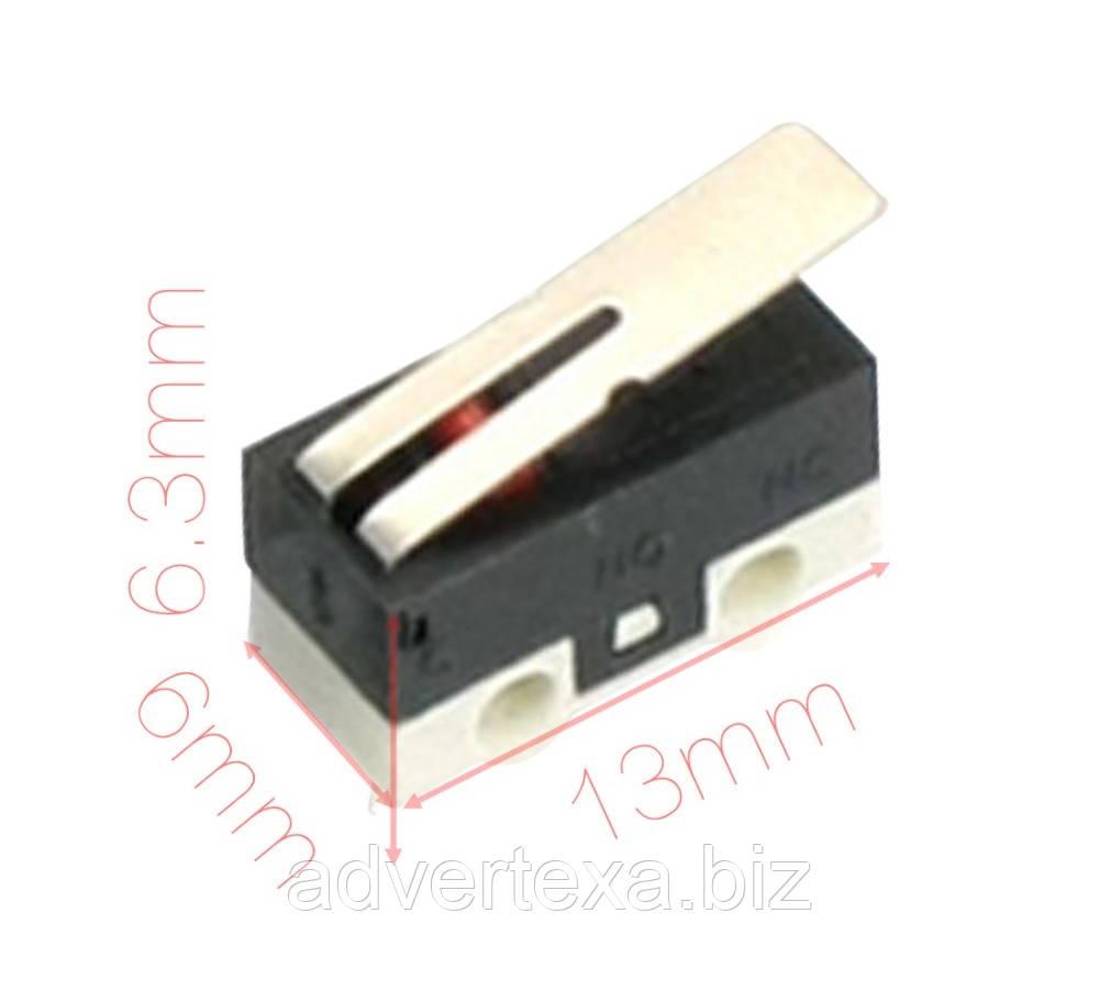 Концевой выключатель KW-1 2A микро