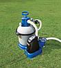 Хлоргенератор-песочный фильтр Intex Krystal Clear Combines 56682 (10000 л/ч)