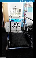 НОВЫЙ! Аттракционов на базе Oculus dk2 + КАЧЕЛЬ!