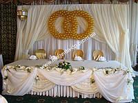 Оформление свадьбы цветами Днепропетровск, украшение свадьбы цветами