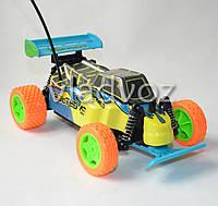Машинка на радио управлении модель багги Xsprint голубой