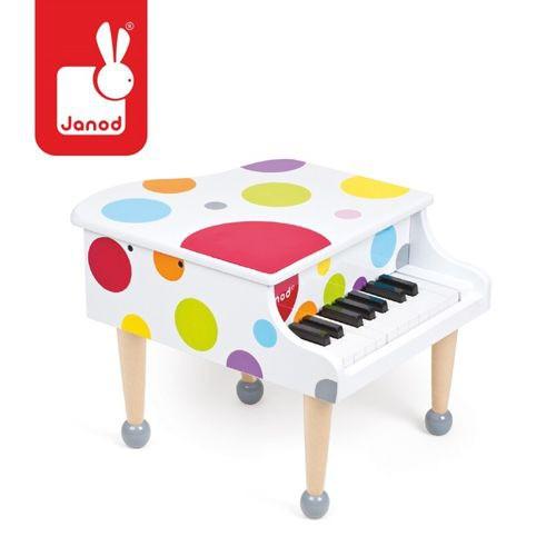 Janod - Детское фортепиано Confetti