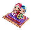 Куклы Шиммер и Шайн на волшебном ковре-самолете -Блеск и Мерцание -Shimmer and Shine