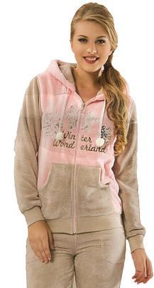Купить Шикарная женская махровая пижама продажа в интернет-магазине ... af573d41b5d