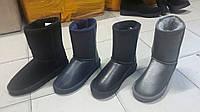 Натуральные кожаные угги UGG  в разных цветах.