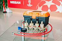 Набор для ремонта гидравлических (газомасляных) амортизаторов (7 насадок)