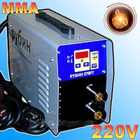 Сварочный инвертор Рубин 270 РТ