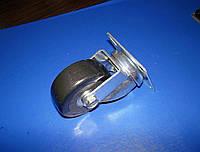 Колесо на подшипнике поворотное черное, фото 1