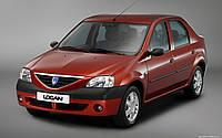 Лобовое стекло Dacia  Logan (2004-2012) (Седан, Минивен,Пикап)