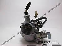 Карбюратор в сборе на мопед 4т FMB/FMI Active 110сс GXmotor