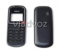 Корпус Nokia 1280 чёрный + клавиатура AAA