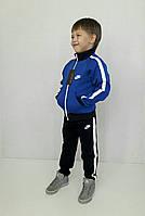 Теплый детский спортивный костюм NIKE с начесом