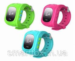 Часы наручные  Smart часы детские с GPS   Q50