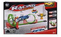 Гоночный трек с горками 011-4 Racihg Track (аналог  Hot Wheels)