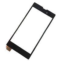 Тачскрин (сенсор) для Sony D5102, D5103, D5106 Xperia T3 (Black) Original