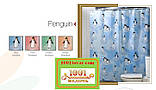 """Шторка для ванной комнаты """"Penguin"""", Miranda. Производство Турция, фото 2"""