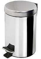 Контейнер для мусора с педалью 12Л AWD02030008