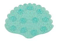 Набор детских мини ковриков в ванну ракушки AWD02091271