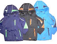 Куртка лыжная для мальчика, Glostory, размеры 92/98арт. BFY-9597