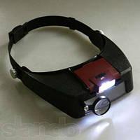 Очки для SMD монтажа, ремонта часов и электроники