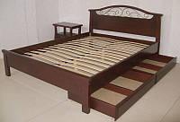 """Кровать деревянная """"Фантазия 2"""", фото 1"""