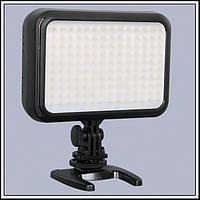 LED осветитель Yongnuo YN1410 5500K (постоянный свет) с сетевым адаптером