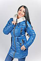 """Женская молодёжная куртка на холлофайбере """"Улет-NEW"""" 42"""