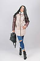 """Женское молодёжное пальто  """"Улет-NEW"""" 42"""