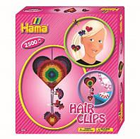 Набор мозаики Hama Midi Заколки для волос (3225)