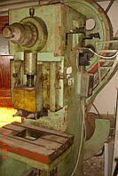 Пресс механический усилием 50т, фото 1