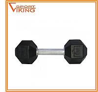 Гантель Newt profi 8 кг для аэробики, фитнеса и кардионагрузок