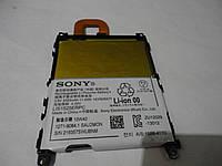 Б.у. оригинал аккумулятор для sony z1 c6902 LIS1525ERPC