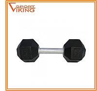 Гантель Newt profi 9 кг для аэробики, фитнеса и кардионагрузок