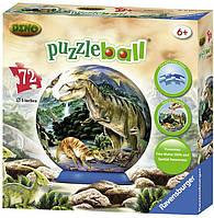 3D Пазл Ravensburger Динозавры 72 элемента (RSV-121274)