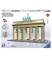 3D Пазл Ravensburger Бранденбургские ворота 324 элемента (RSV-125517)