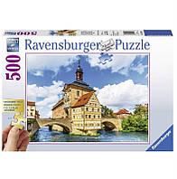 Пазл Ravensburger Ратуша в Бамберге 500 элементов (RSV-136513)