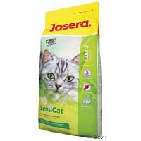 Josera SensiCat корм для кошек с чувствительным пищеварением
