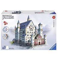 3D Пазл Ravensburger Замок Нойшванштайн 216 элементов (RSV-125739)