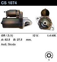 Стартер на AUDI A4 2.4, 2.6, 2.8, 3.0, A6 2.4, 2.6, 2.7T, 2.8, 3.0, A8 2.8, 3.0, SKODA Superb 2.8